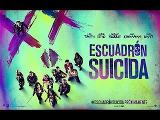 Escuadron Suicida 2016
