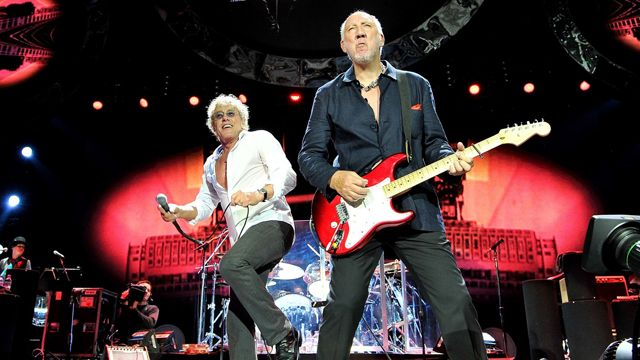 The Who en Vivo Recientemente