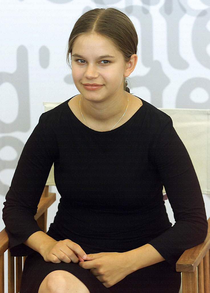 Rebecka Liljeberg