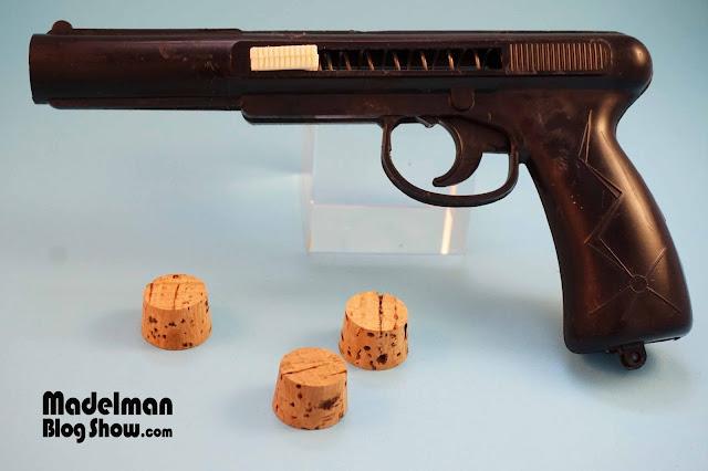 Pistola Tejana de Shamber´s