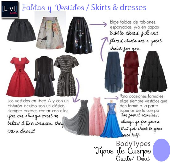 [Oval] Skirts and dresses.  L-vi.com