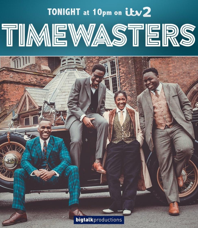 ver Timewasters 1X02 online