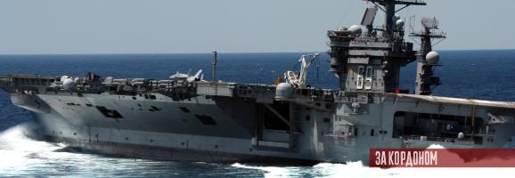 Модернізований USS Dwight D. Eisenhower (CVN 69) вийшов у море на випробування