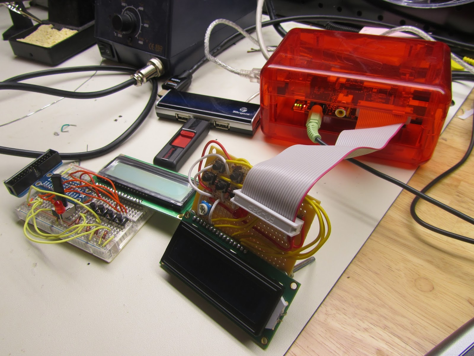 Embedded Projects: Raspberry Pi Pandora Streamer