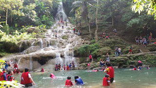Leuwi/Kolam Untuk Berenang Jojogan