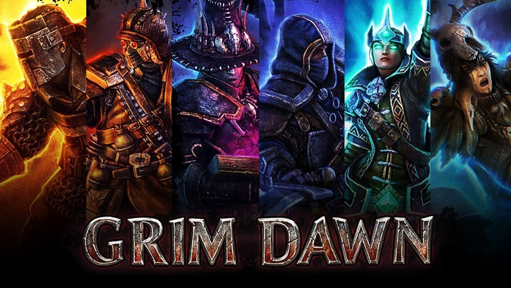 Grim Dawn Download Poster