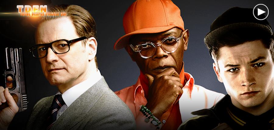 Acţiune stilizată cu Colin Firth şi Samuel Jackson în noul trailer pentru filmul Kingsman: The Secret Service