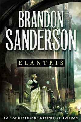 elantris, brandon sanderson, reseña, libro, literatura, Raoden, Sarene, libro fantasia, Arelon, Decimos aniversario, X aniversario,
