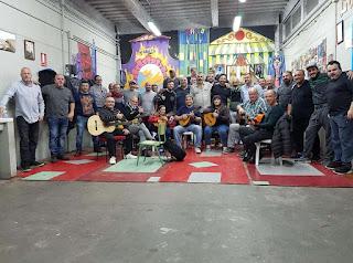 Cádiz desde el Cielo (Coro). COAC 2019