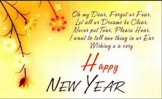 New Year Greetings Images 2019