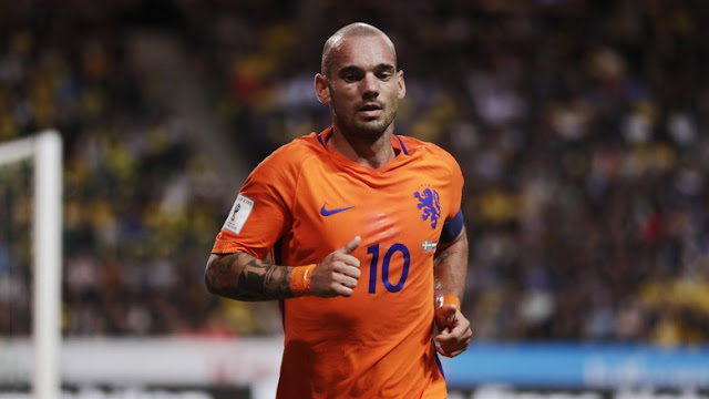 Sneijder: Era Belanda Sudah Habis
