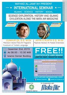 Dcience Exploration, History and Islamic Civilization UIN SUSKA Riau