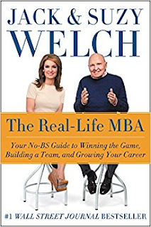 The Real-Life MBA, Jack and Suzy Welch