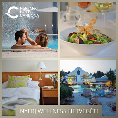 NaturMed Hotel Carbona Nyereményjáték