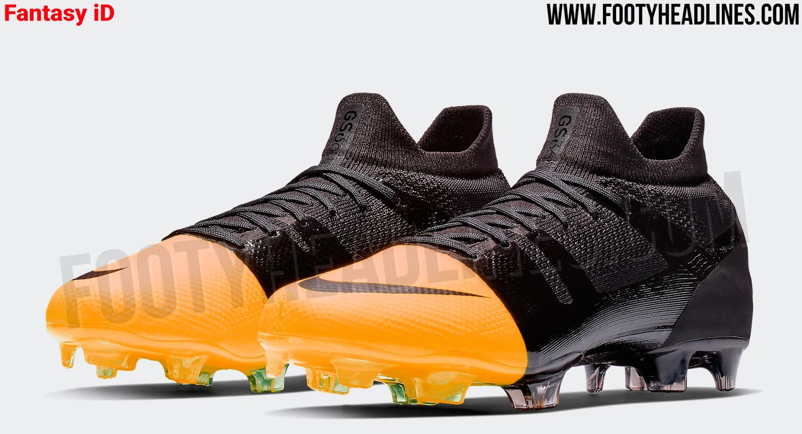 f05600bbf Exclusive  Nike to Release Nike Mercurial GS360 iD Boots - Footy ...