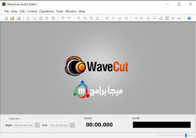 تنزيل برنامج WaveCut Audio Editor