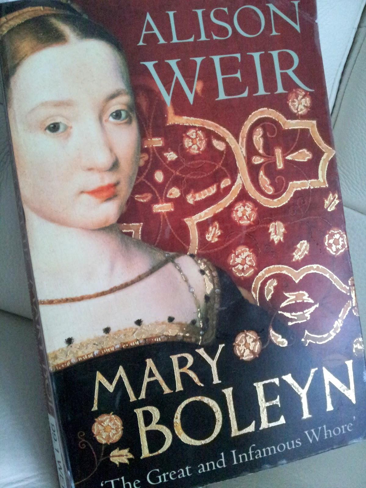 Nen 228 Kirjassa Mary Boleyn The Great And Infamous Whore border=