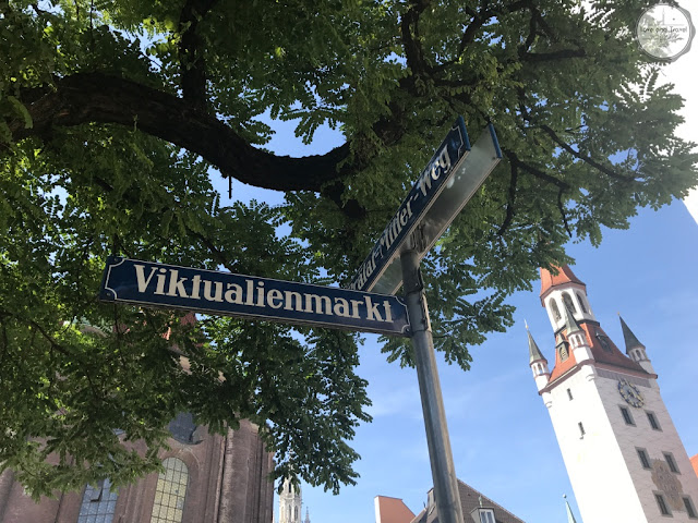 Viktualienmarkt, Munique
