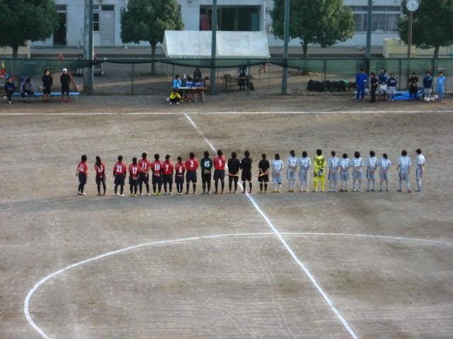 DreamMap! : 高校女子サッカーリーグ1部、十文字VS飛鳥
