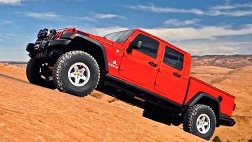 2017 Jeep Scrambler Truck Review, Specs, Price, Release Date