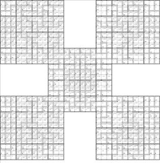 free printable sudoku