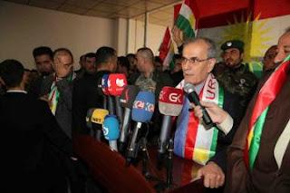 فضيحة : محافظ كركوك المقال يستلم 10 ملايين دولار شهريا من كردستان عن النفط المصدر!