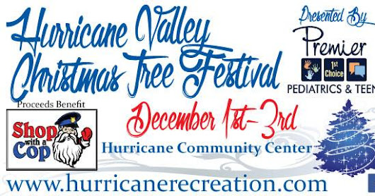 Hurricane Valley Christmas Tree Festival