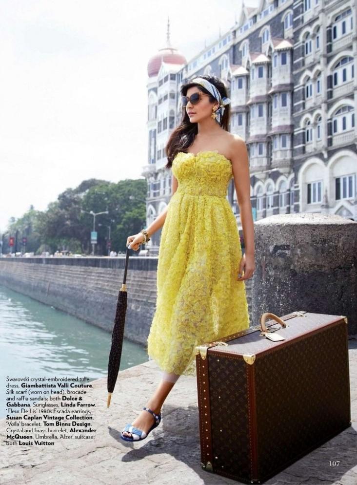 Anushka sharma hot photoshoot for vogue India magazine