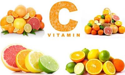 Manfaat Vitamin C bagi Kesehatan Anak