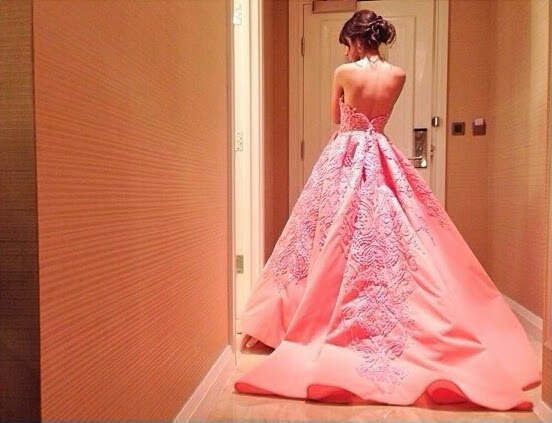 Pics For > Kathryn Bernardo Debut Preparation