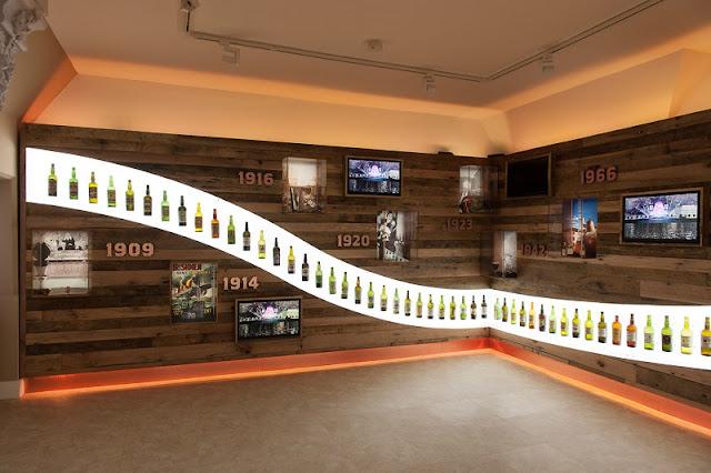 História do Museu do Whiskey Irlandês