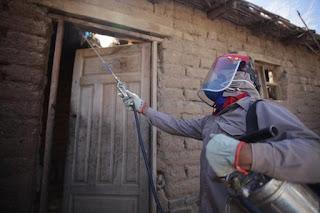 Doeça de Chagas Médicos Sem Fronteiras