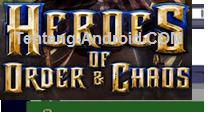 Heroes of Order & Chaos v2.2.0j MOD APK + DATA Download