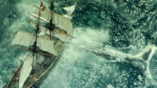 Kapal Essesx diserang paus putih raksasa - foto warnerbross.com