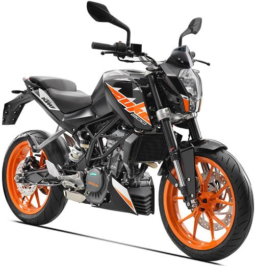 Ktm Duke 200 Black Colour Hd Wallpapers And Images Download