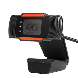 Plug USB Webcam for Computer