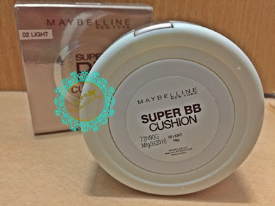 Maybelline Super BB Cushion, best tak, okey tak, full coverage, medium coverage, review maybelline, medium coverage,