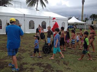 Noel Te Tiare en Segway à Tahiti