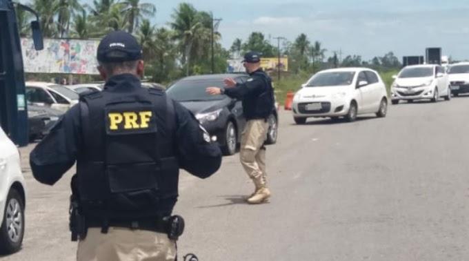 PRF EM AÇÃO | Operação Natal: PRF intensifica fiscalização nas rodovias baianas