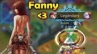 Gaming merupakan salah satu hobi yang selalu menjadi favorit sepanjang jaman Fanny Mobile Legends
