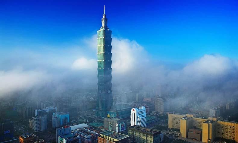 Самый высокий небоскреб в мире ТОП 9