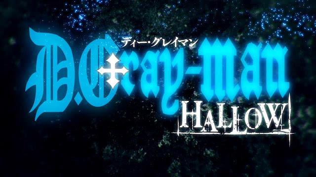 Baixar D.Gray-man Hallow – 1ª Temporada