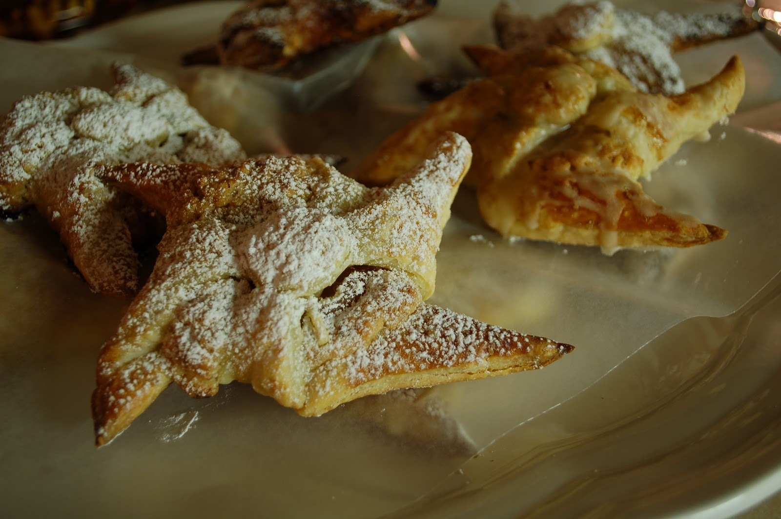 The Spice Garden: Random Recipe Meets Danish Apricot Pinwheels