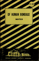 Spark notes for of human bondage