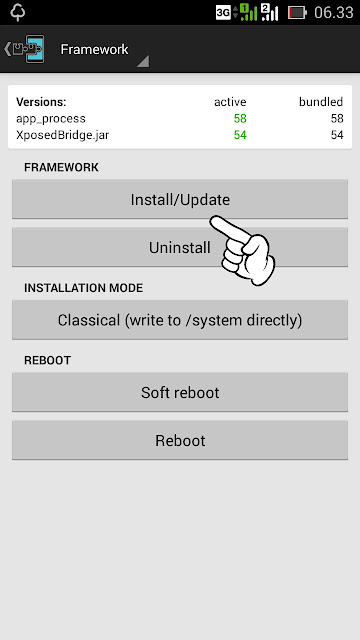 Bagaimana Cara Install Xposed Framework Installer Di Semua Hp Android