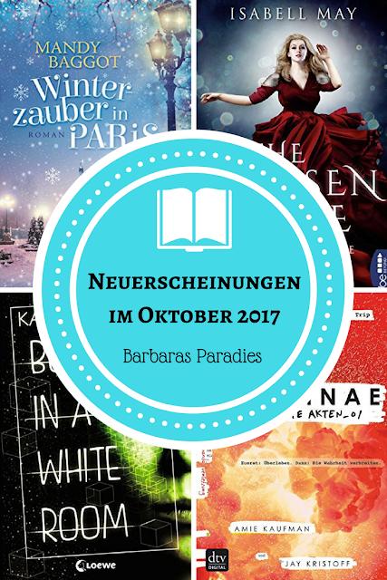 Neuerscheinungen im Oktober 2017 #2