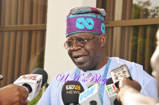 "REVEALED!! Ogun Presidential rally: Amosun Reveals How Tinubu ""Escaped Through Back Door"""