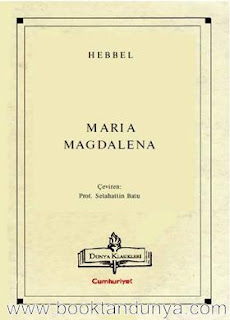 Friedrich Hebbel - Maria Magdalena