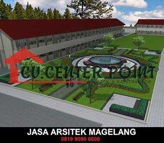 Cari Jasa Desain Arsitek Magelang