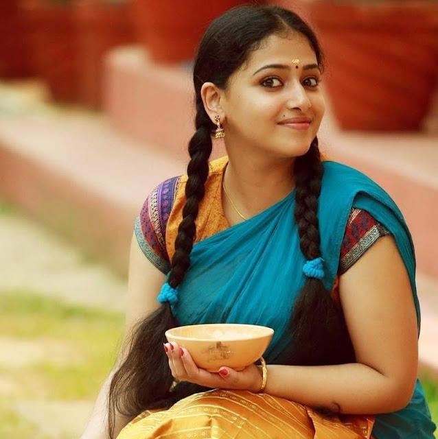 Actress Anu Sithara